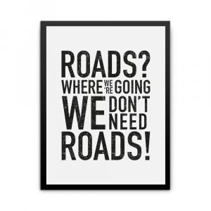 Lámina Roads